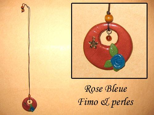 Rose bleue Rose-bleue